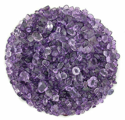 75 Carats Amethyst Chipped Preform Gem Stone Gemstone Rough CLOSEOUT BXSTCK