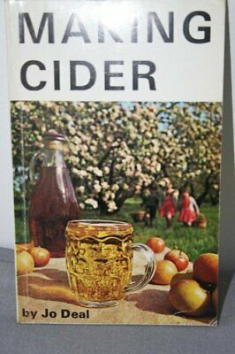 Making Cider, Deal, Jo Paperback Book The Cheap Fast Free Post