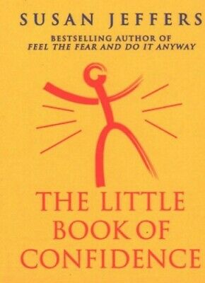 The Little Book Of Confidence by Jeffers, Susan Paperback Book The Cheap Fast