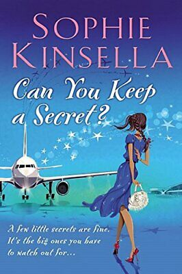 Can You Keep A Secret? by Kinsella, Sophie Paperback Book The Cheap Fast Free