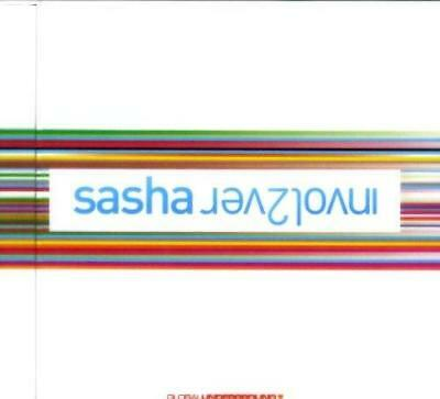 Sasha - Invol2ver (NEW CD)