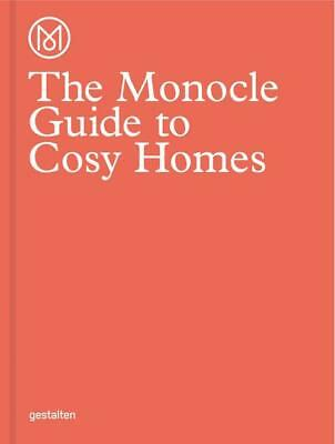 Monocle Guide To Cosy Homes - Tom Morris (Hardcover) New