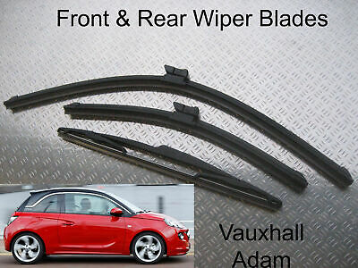 how to change windscreen wiper blades on vauxhall astra
