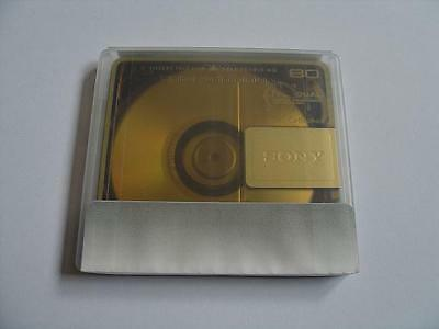 Sony Prism Gold Series 80min Minidisc