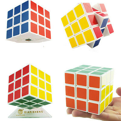 New Professional Speed 3x3x3 ABS Magic Cube Ultra-Smooth Rubik's Puzzle Twist