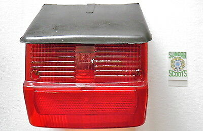 Special Offer. Rear Light For Vespa Rally180,200, Sprint 125,150. Pv125 Scooters