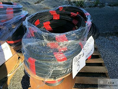 "Lmr-400-Fr 92Ft Tms 1/2"" Fire Retardant Coax Cable Air Dielectric 50 Ohm"
