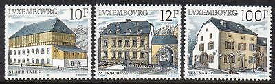 LUXEMBOURG MNH 1987 Rural Architecture