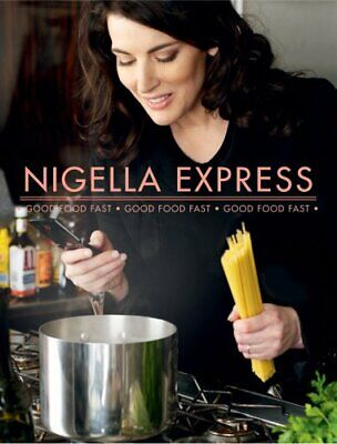 Nigella Express, Lawson, Nigella Hardback Book The Cheap Fast Free Post