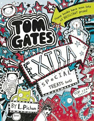 Tom Gates Extra Special Treats (... not) by Pichon, Liz Book The Cheap Fast Free