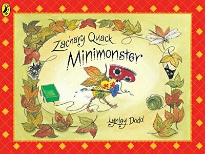 Zachary Quack Minimonster (Hairy Maclary and Friends) by Dodd, Lynley Paperback