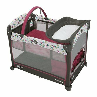 Graco Element Pack'n Play Playard + Bassinet Pippa - New! Free Shipping!