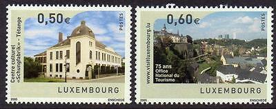 LUXEMBOURG MNH 2005 Economy & Industry