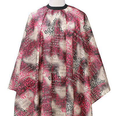 Salon Hairdressing Hair Cut Hair styling Barber Anti-static Cloth Cape Gown #1