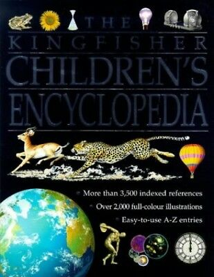 Kingfisher Children's Encyclopaedia (Encyclopedia), Pitts, Donald Hardback Book