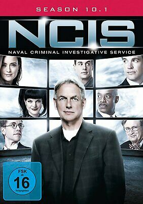 NCIS - Navy CIS - Season/Staffel 10.1 # 3-DVD-BOX-NEU