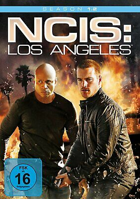 NCIS: Los Angeles (Navy CIS LA) - Season/Staffel 1.2 # 3-DVD-BOX-NEU