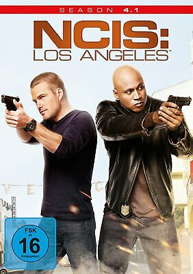 NCIS: Los Angeles (Navy CIS LA) - Season/Staffel 4.1 # 3-DVD-BOX-NEU