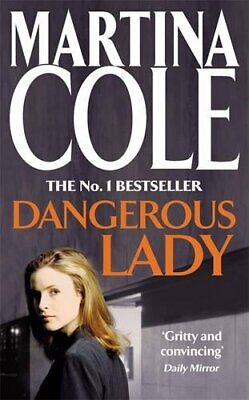 Dangerous Lady by Cole, Martina Book The Cheap Fast Free Post