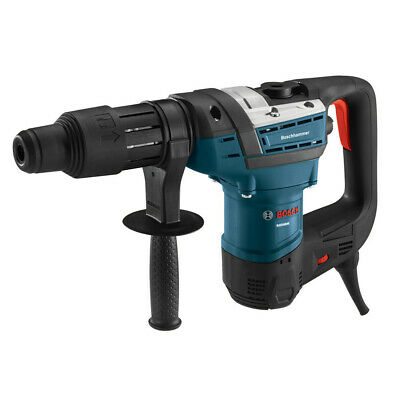"Bosch 12 Amp 1-9/16"" SDS-Max Combination Rotary Hammer RH540M Reconditioned"
