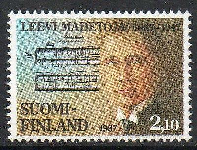FINLAND MNH 1987 The 100th Anniversary of the Birth of the Leevi Madetoja