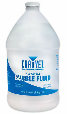 Chauvet DJ BJU Gallon Bottle Of Bubble Juice Fluid BJ-U