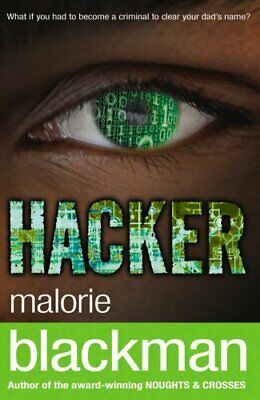 Hacker by Blackman, Malorie Paperback Book The Cheap Fast Free Post