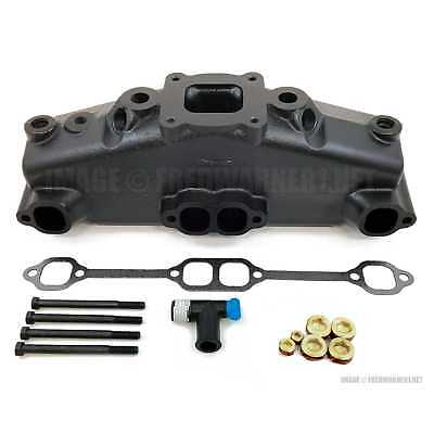Sierra 18-1843 MerCruiser Dry Joint Exhaust Manifold V8 865735A02 5.0L 5.7L 6.2L