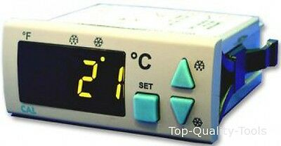 THERMOSTAT, NTC, RELAY, 24VAC/DC Part # CAL CONTROLS EDT1411-NTC-247