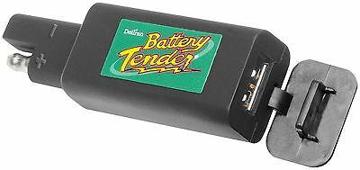 Battery Tender Motorcycle Atv Usb Charger Quick Disconnect Adapter Cell Phone