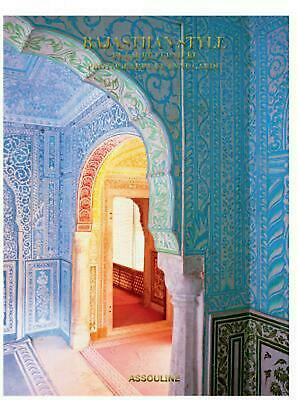 Rajasthan Style by Anne Garde (English) Hardcover Book Free Shipping!