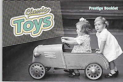 2009 Classic Toys (SP178) - Prestige Booklet