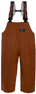 Grundens Foulweather Gear Herkules #16 Trousers MEDIUM Orange