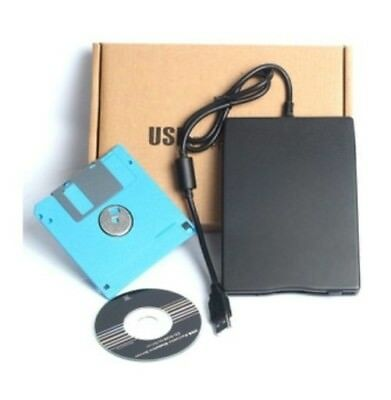 "FDD 3.5"" USB External Floppy Disk 1.44M Drive Portable For PC Mac Windows Laptop"