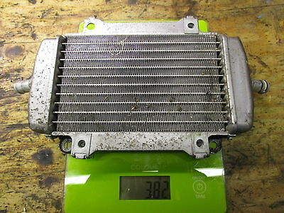 2004 Vespa 125 Gt Left Radiator