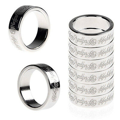 18/19/20mm Magic Strong Magnetic Ring Finger PK Magician Trick Props Show Tool ~