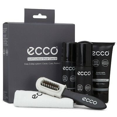 Ecco Golf / Outdoor Shoe Care Kit