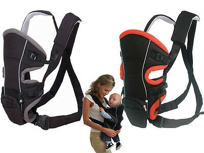 COMFORTABLE 3 in 1 BABY INFANT NEW BORN TODDLER CARRIER BACKPACK SLING WRAP