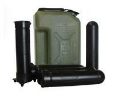 Paintball Jerry Can - Caddy Plus FREE x5 140 Round pods and x1 Pod Holder [BW1]