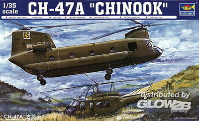Trumpeter  CH-47A Chinook 1:35 9365104 Trumpeter 05104