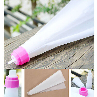 Pastry Cake Decorating Icing Piping Bags Send 1 Converter