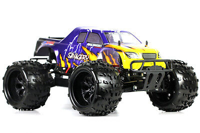HSP 1/8 Scale RTR 2.4GHz Hobbywing Brushless Electric Off-Road Lipo Battery Mons