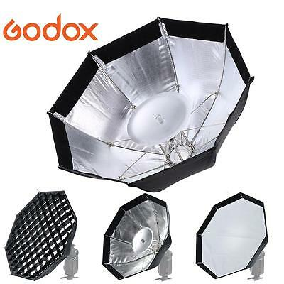 Godox Speedlite Flach Light Softbox Umbrella for WITSTRO AD360 AD180 Sliver N6UO