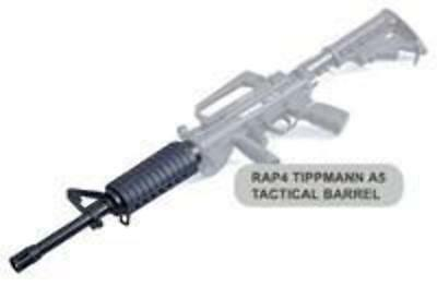 Tactical Barrel Kit for Tippmann  A-5, X7 and Phenom Paintball Marker [DP4]
