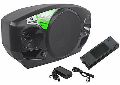 Mackie Freeplay Bluetooth Powered 300w Portable Rechargeable PA Speaker+Battery