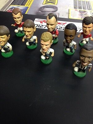 Footballers Corinthian Figure 1995 Collector job lot