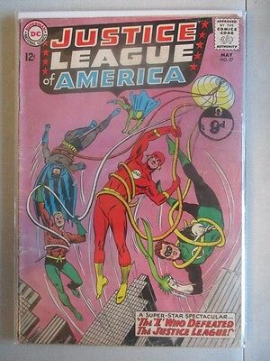 Justice League of America Vol. 1 (1960-1987) #27 GD/VG (Cover Detached)