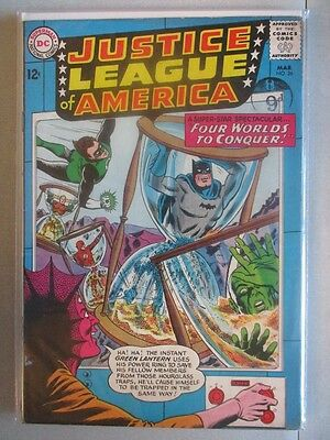 Justice League of America Vol. 1 (1960-1987) #26 FN/VF