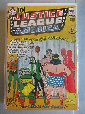 Justice League of America Vol. 1 (1960-1987) #7 FN