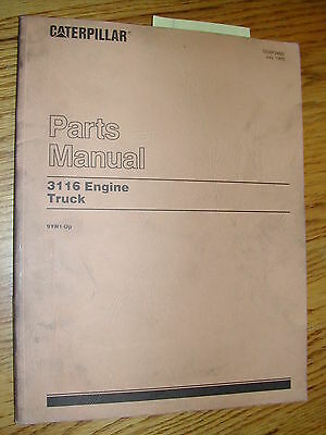 cat 3126 parts diagram cat image wiring diagram cat caterpillar 1140 truck engine parts manual book catalog spare on cat 3126 parts diagram